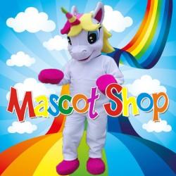 Mascotte Unicorno Deluxe