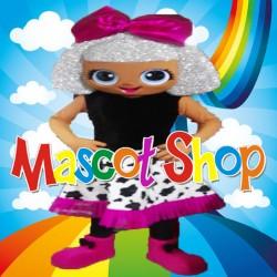 Mascotte Super Lol Diva 2 Deluxe