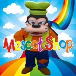 Mascotte Pippo Super Deluxe