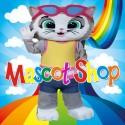 Mascotte 44 Gatti Milady Super Deluxe