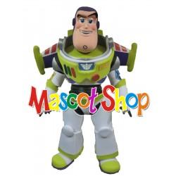 Mascotte Buzz Lightyear Super Deluxe
