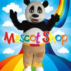 Mascotte Panda Super Deluxe